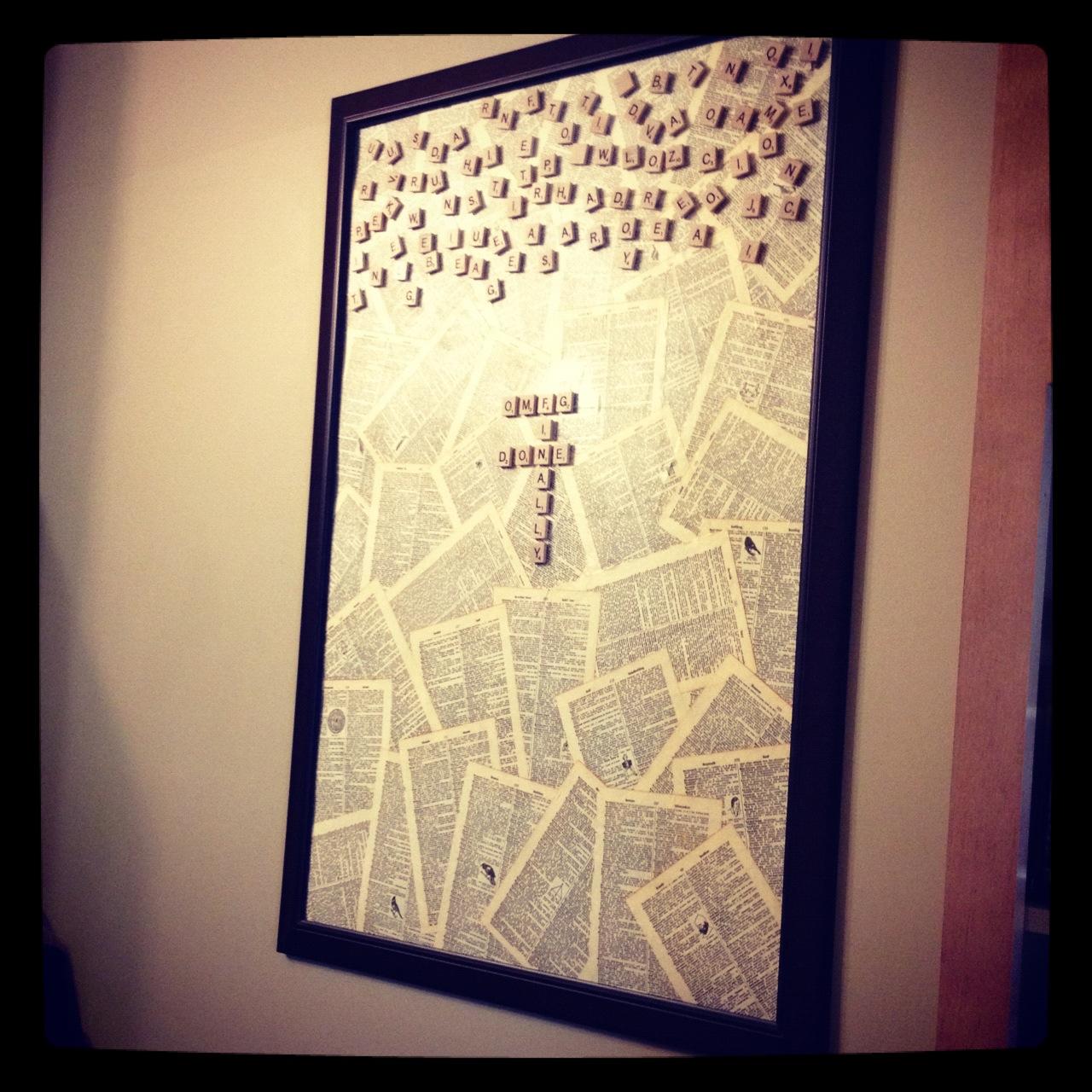 Modern Magnetic Board Wall Decor Crest - Wall Art Ideas - dochista.info